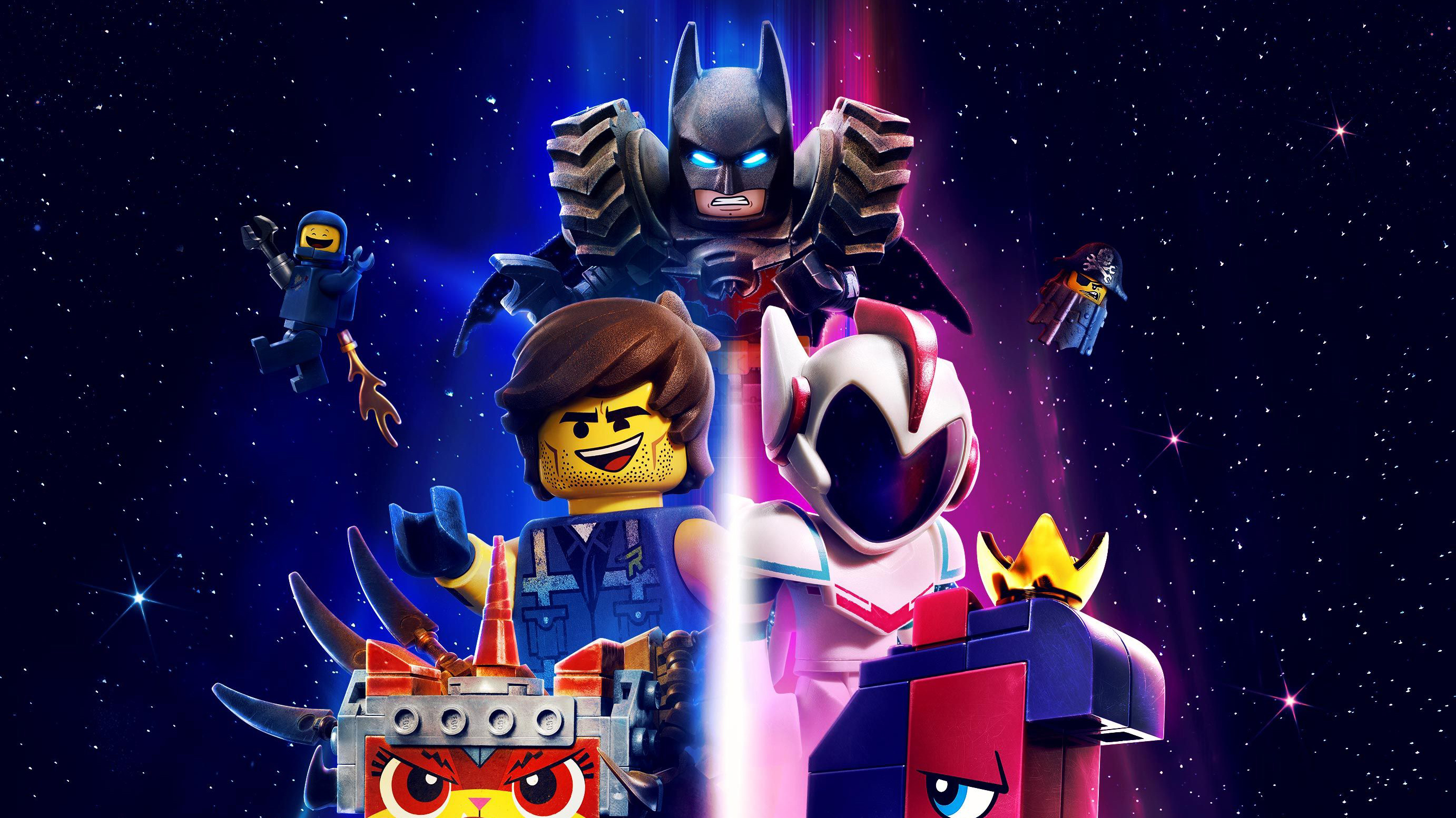 The LEGO Movie 2 The Second Part 4K Review