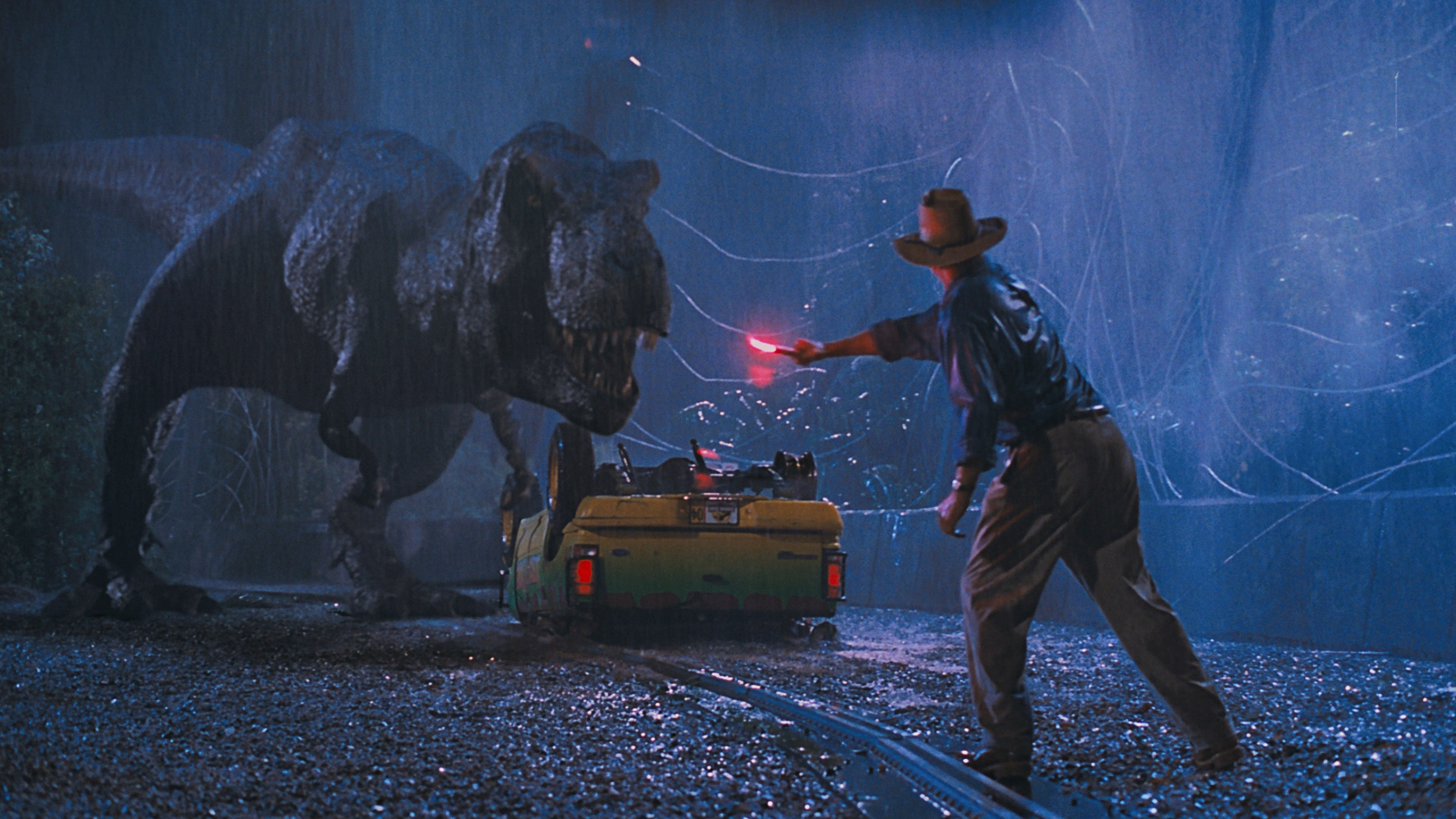 Jurassic Park Collection 4K Review