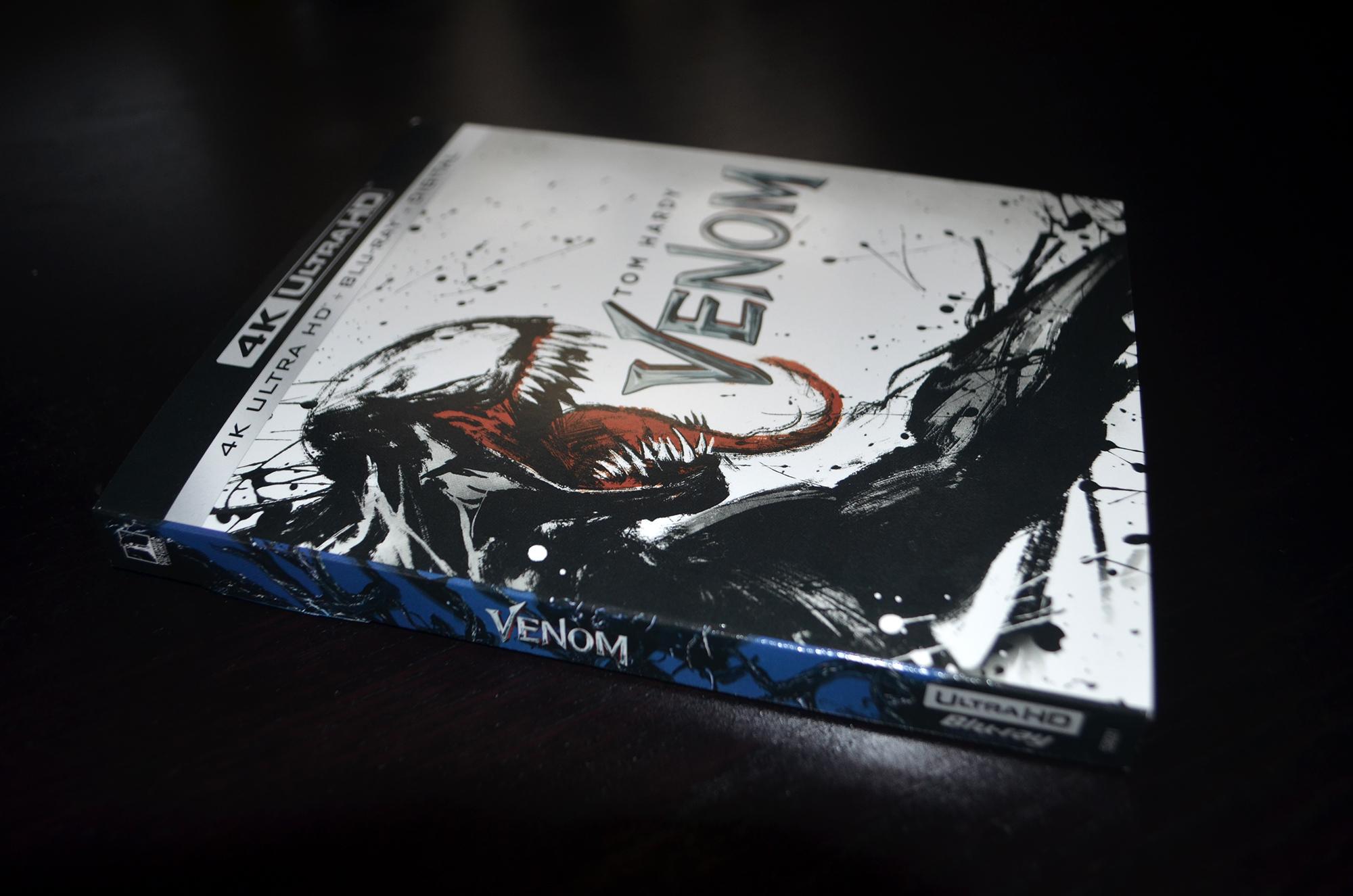 Venom 4K Review