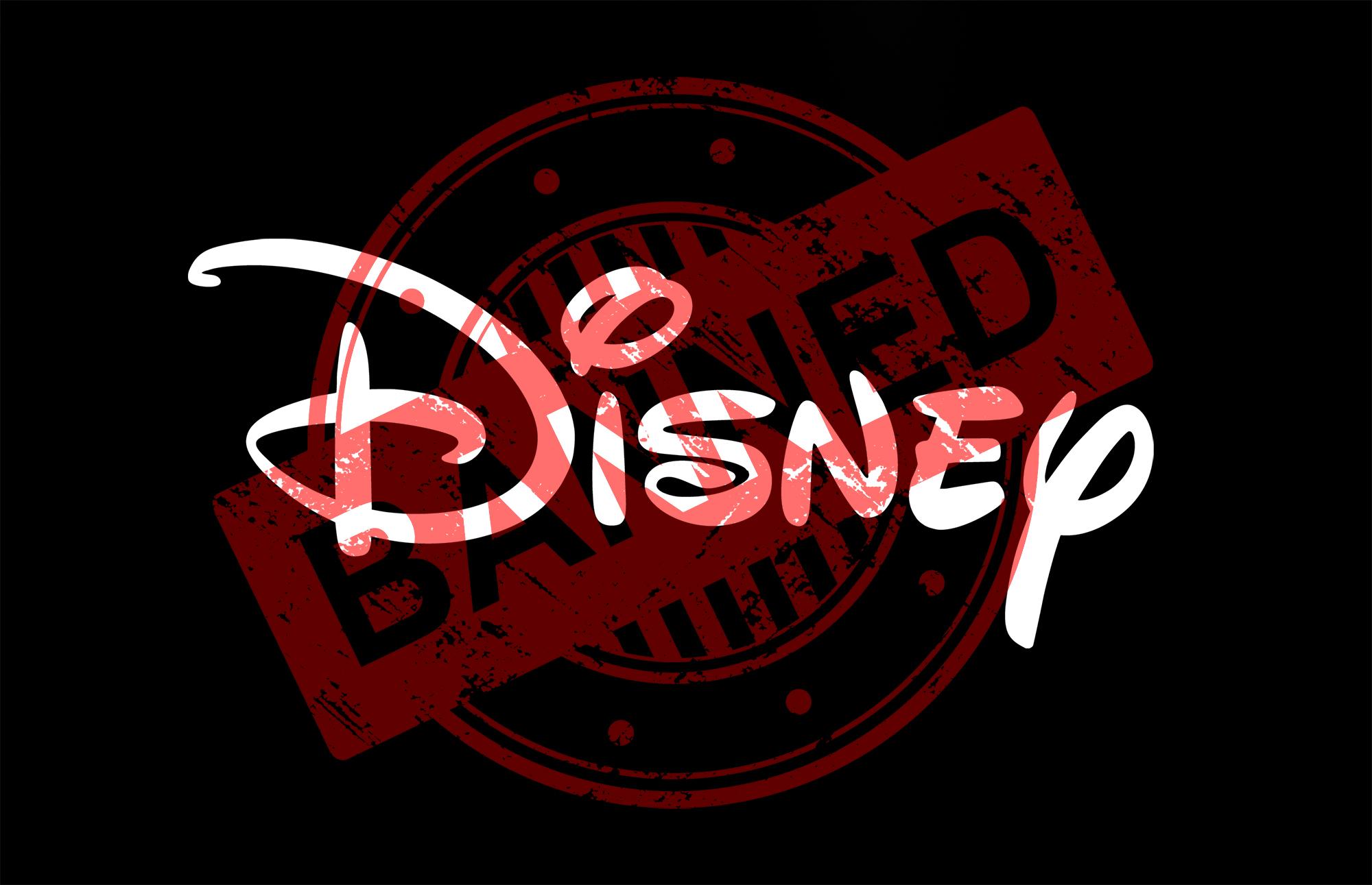 Banned By Disney Movie Club