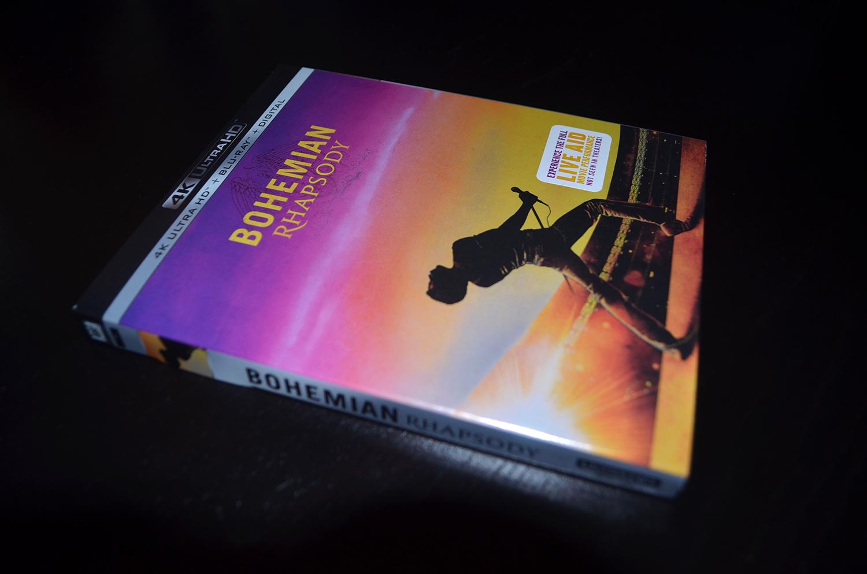 Bohemian Rhapsody 4K Review