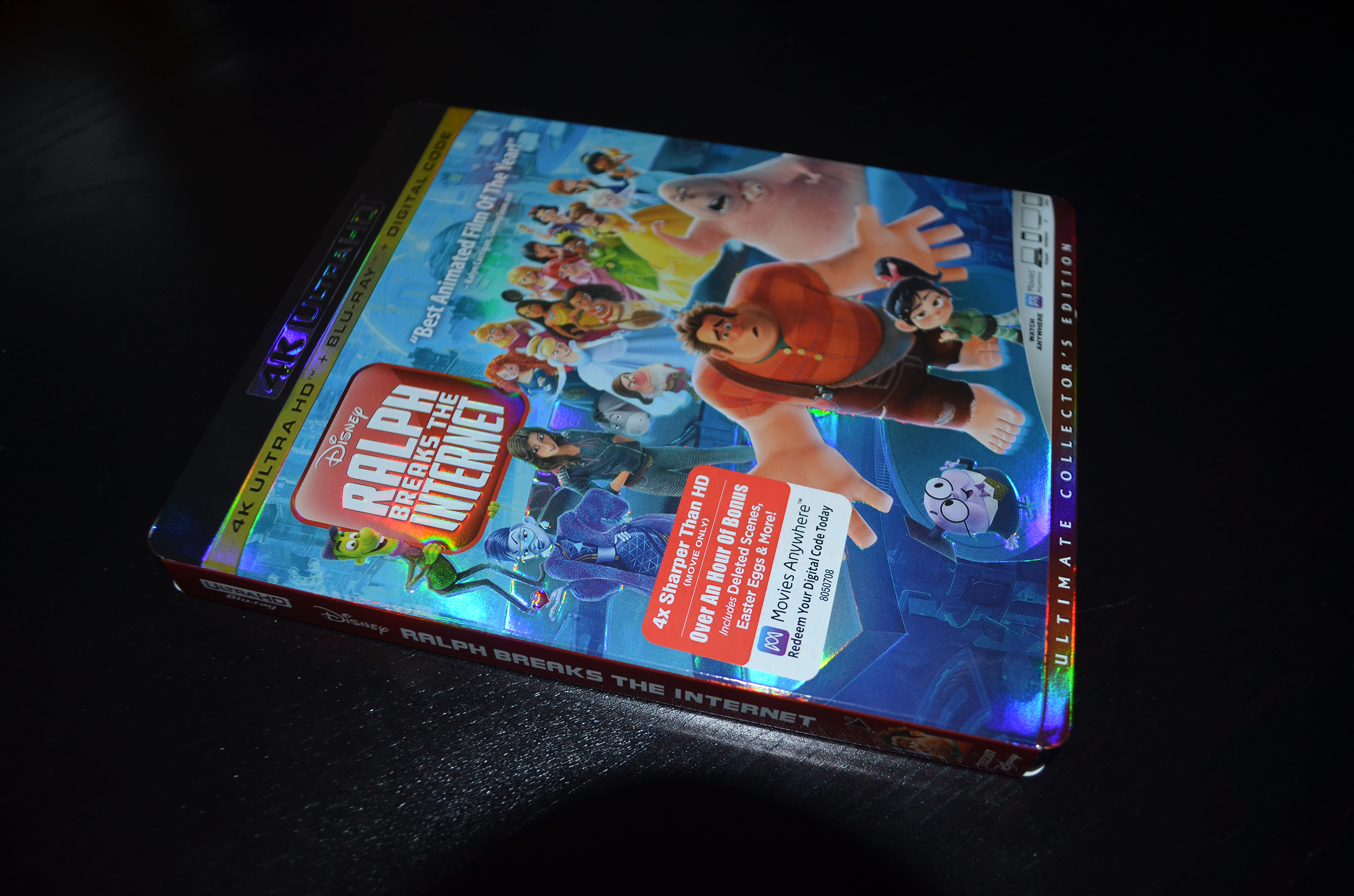 Ralph Breaks the Internet 4K Review