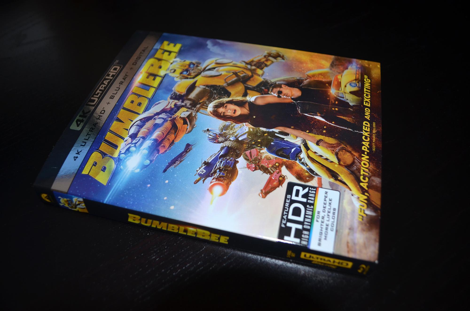Bumblebee 4K Review