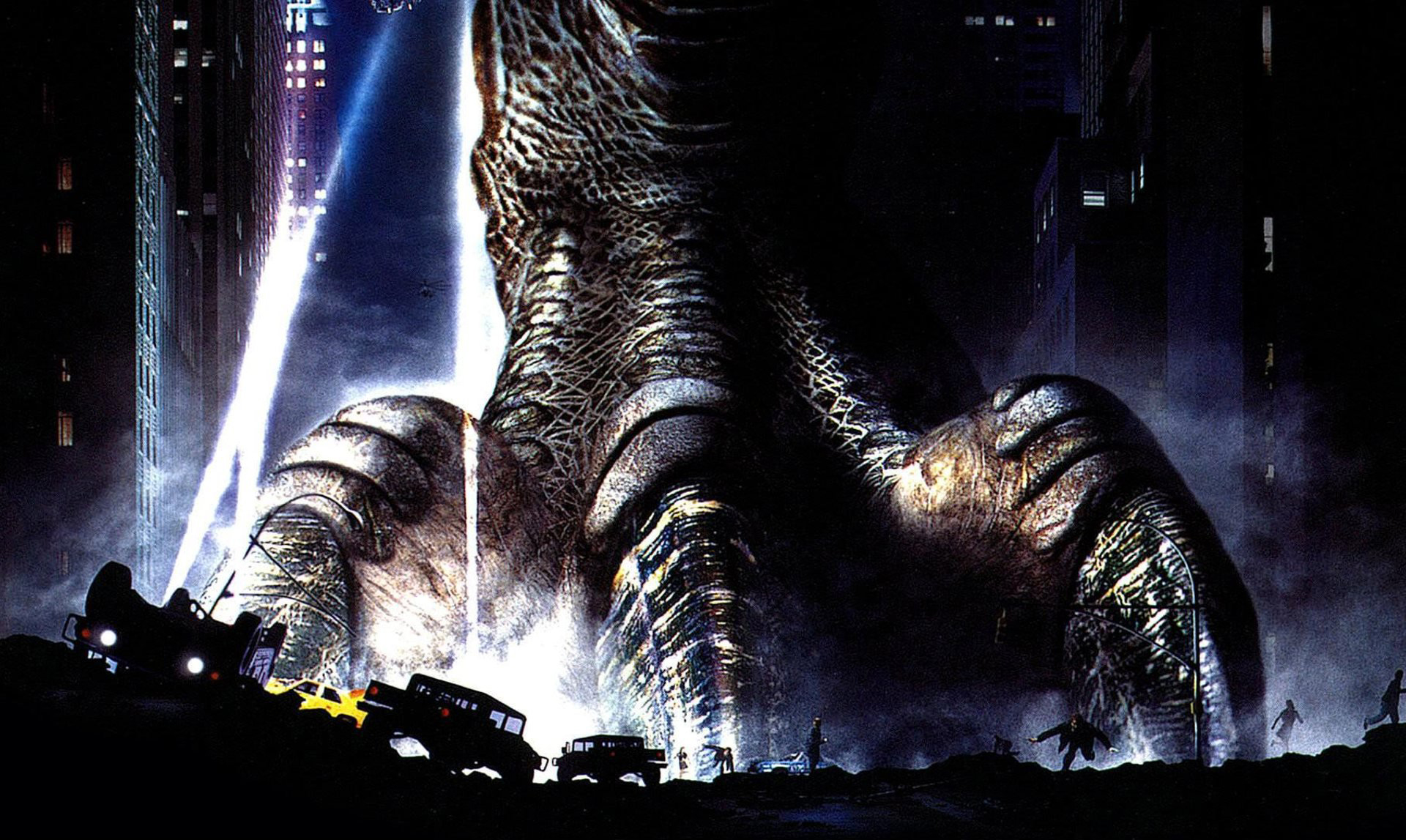 Godzilla 4K Review