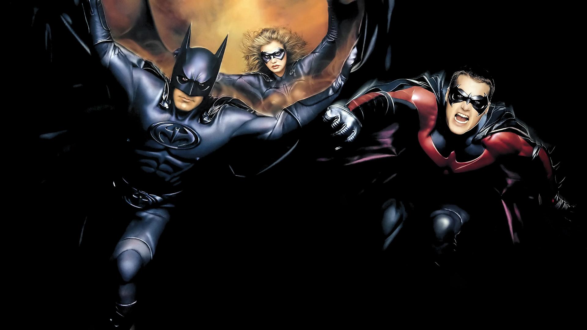 Batman & Robin 4K Review