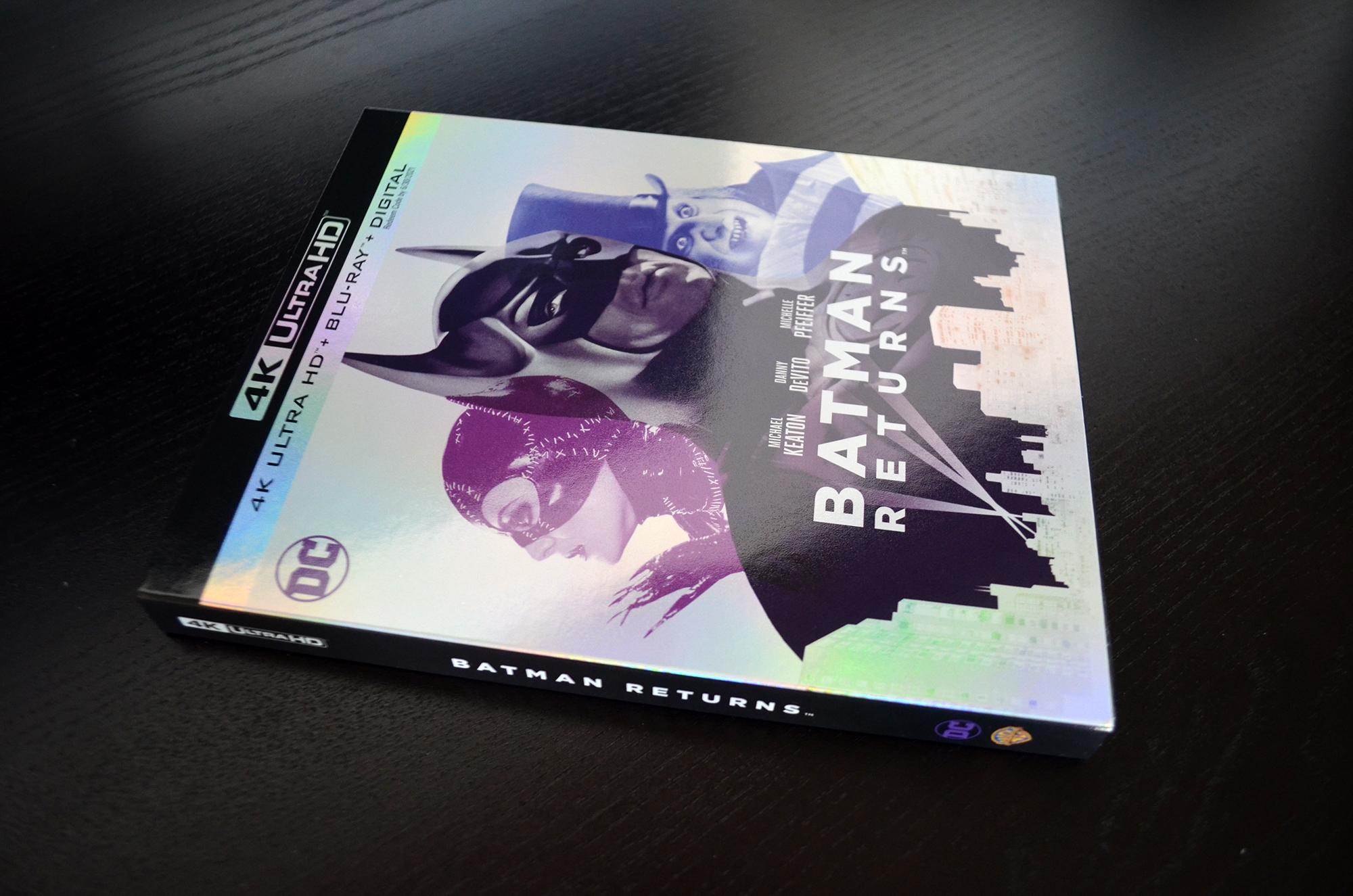 Batman Returns 4K Review