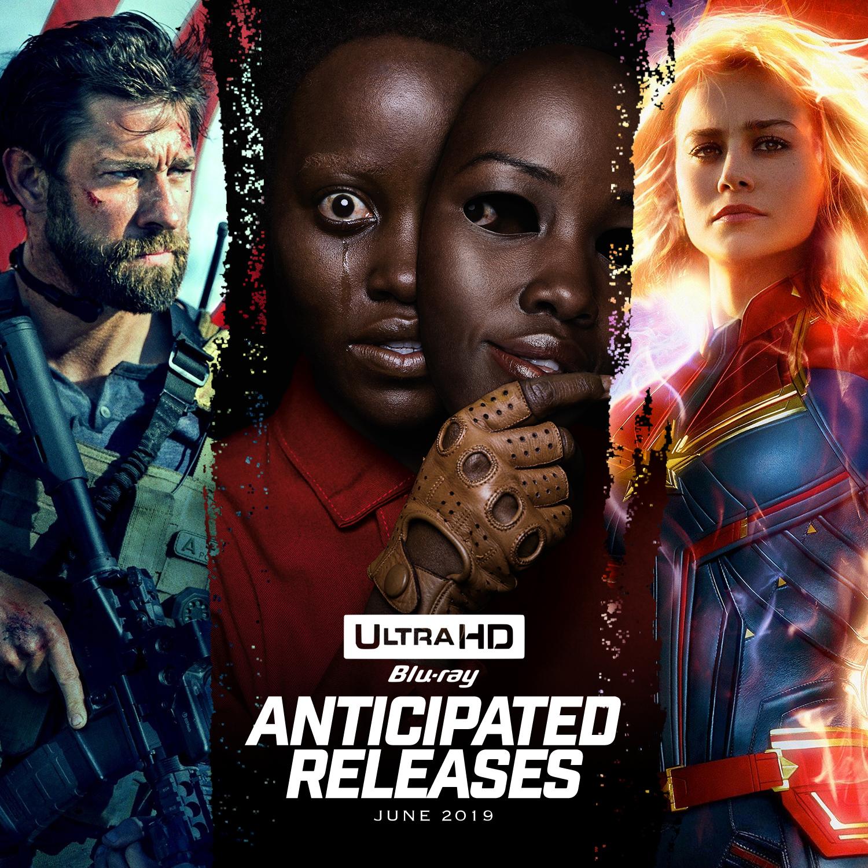 June 4K Releases